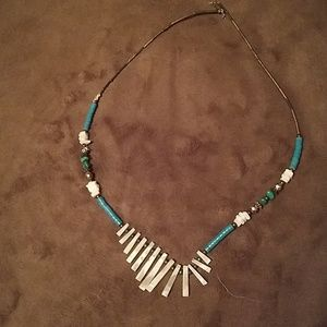 Vintage indian necklace
